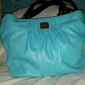 MICHE purse  with turquoise cover